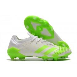 Buty piłkarskie adidas Predator Mutator 20.1 FG Biały Zielony