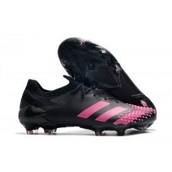 Buty piłkarskie adidas Predator Mutator 20.1 FG Czarny Różowy