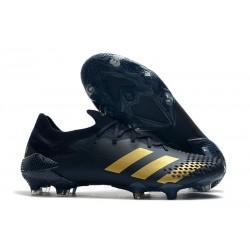 Buty piłkarskie adidas Predator Mutator 20.1 FG Czarny Złoto