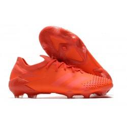 Buty piłkarskie adidas Predator Mutator 20.1 FG Czerwony