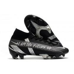 Buty Nike Mercurial Superfly VII Elite DF FG Future Czarny Srebro