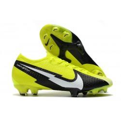 Nike Buty piłkarskie Mercurial Vapor 13 Elite FG Zawistny Biały Czarny