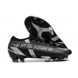 Nike Buty piłkarskie Mercurial Vapor 13 Elite FG Future Czarny Srebro