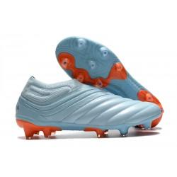 adidas Korki Pilkarskie Copa 20+ FG Niebieski Pomarańczowy