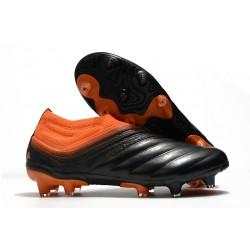 adidas Korki Pilkarskie Copa 20+ FG Pomarańczowy Czerń