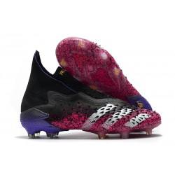 Buty adidas Predator Freak+ FG Czarny Czarny Różowy