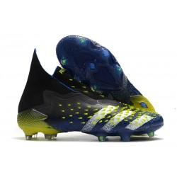 Buty adidas Predator Freak+ FG Niebieski Biały Zawistny