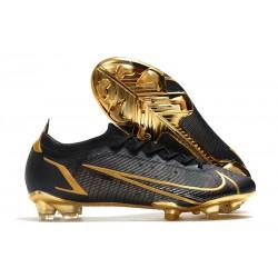 Buty Nike Mercurial Vapor XIV Elite FG Czarny Złoty