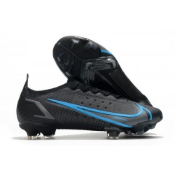 Buty Nike Mercurial Vapor XIV Elite FG Czarny Niebieski Wilczy