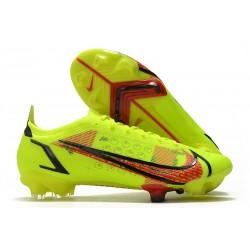 Buty Nike Mercurial Vapor XIV Elite FG Zawistny Czarny Czerwony