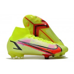 Nike Mercurial Superfly 8 Elite FG Zawistny Czerwony Czarny