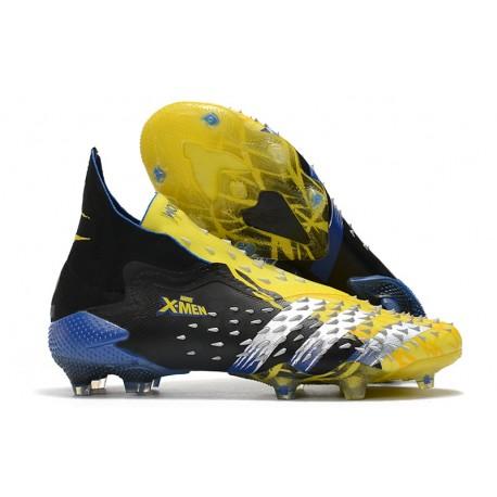 Buty adidas Predator Freak+ FG Zawistny Czarny Srebro