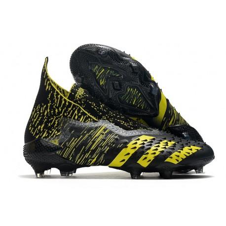 Buty adidas Predator Freak+ FG Czarny Zawistny
