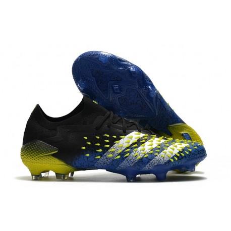 Buty adidas Predator Freak.1 Low FG Niebieski Biały Zawistny